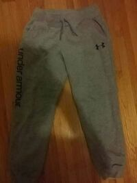Under Armour sweats 2465 km