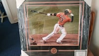 Manny Machado Autograph with Authenticity Cert Hagerstown, 21740