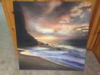 Canvas Beach Picture