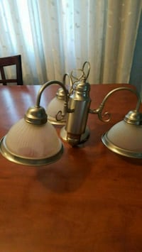 stainless steel base table lamps Toronto, M1P 1P1