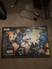 Risk Boardgame: Doctor Who edition 3 mi