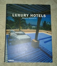Luxury Hotels Beach Resorts Gift edition book Sainte-Marthe-sur-le-Lac