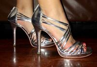 BRAND NEW STILL IN BOX Size 8.5 Chinese Laundry stiletto sandal