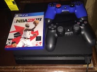 Sony ps4 console with one controller and your choice of two games New Orleans, 70126