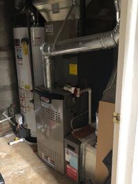 Lennox Elite  XC14 A/C, furnace and Hot water heater VIENNA