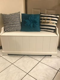 Storage bench Midwest City, 73110