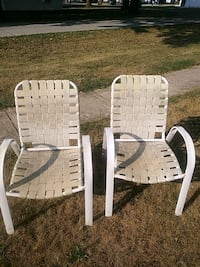 Pair of outside tablechairs Gardner, 60424