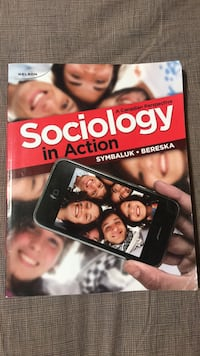 Sociology in Action textbook Edmonton, T5N 2W9