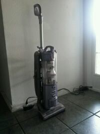 black and gray upright vacuum cleaner Belleview, 34420