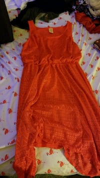 Pink dress- Size 1XL Aurora, 80012
