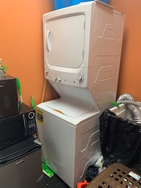 Stackable washer and dryer combo  Capitol Heights, 20743