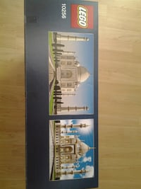Lego Creator Taj Mahal Set New