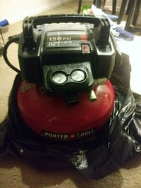 150 psi Porter Cable air compressor Alexandria, 22306