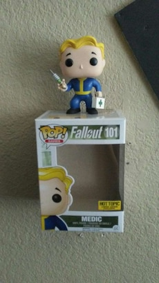 Fallout Medic Pop Figure