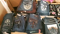 Mens and ladies Laguna Beach Jeans Calgary, T3H 2W1