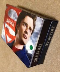SMALLVILLE - The Complete TV Series on DVD.   Calgary