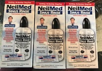 NeilMed Sinus Rinse (set of 3) Chantilly, 20152