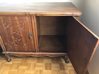 Real wood  furniture perfect for anything Laval