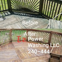 Low Pressure Power Washing Severna Park