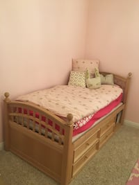 Pali Armoire and Dresser & Young America kid's bedroom set Simi Valley, 93065