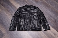 Authentic Mens Danier Leather Jacket Toronto