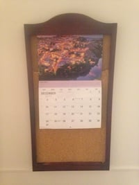 Wooden Calendar Holder Frame Toronto