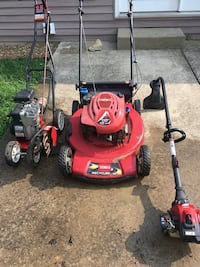 """22"" Toro recycler mower,trimmer and edger Newburgh, 47630"