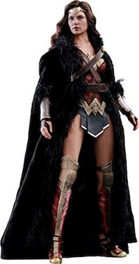 Hot Toys Wonder Woman 1/6 scale deluxe action figure Toronto, M5N 1E1