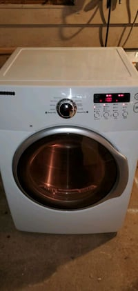 Your Choice Samsung Or Whirlpool Electric Dryers
