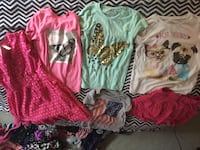 10/12. T-shirts assorted clothes Windham, 03087