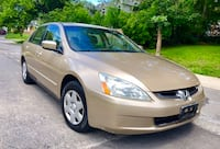 2005 Honda Accord ' Very Clean Cold Ac  Takoma Park