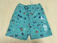 NWT Blue Cotton Shorts 2T Vancouver, V6G 2C9