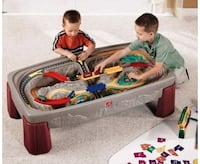 Step2 Deluxe Canyon train table Falls Church, 22044