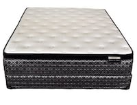 Brand new queen orthopedic pillowtop mattress Mississauga, L5N 3A4
