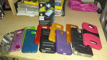 MIXED ALL SIZES Phone cases&i phone screen protector