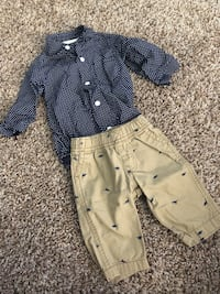 Baby boy outfit 3-6 month  Coral Springs, 33067