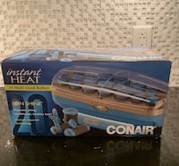 CONAIR Instant Heat 20 multi-sized Rollers ION SHINE  Laval, H7K