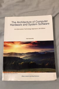 The Architecture of Computer Hardware and System Software