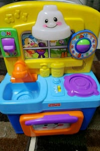 Fisher price laugh and learn play kitchen  Warrenton