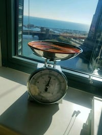 Old-Fashioned Antique Food Scale Chicago, 60603