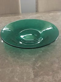 Green accent plate.
