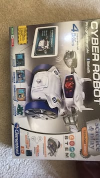 cyber  robot build your own brand new never opened Alexandria, 22312