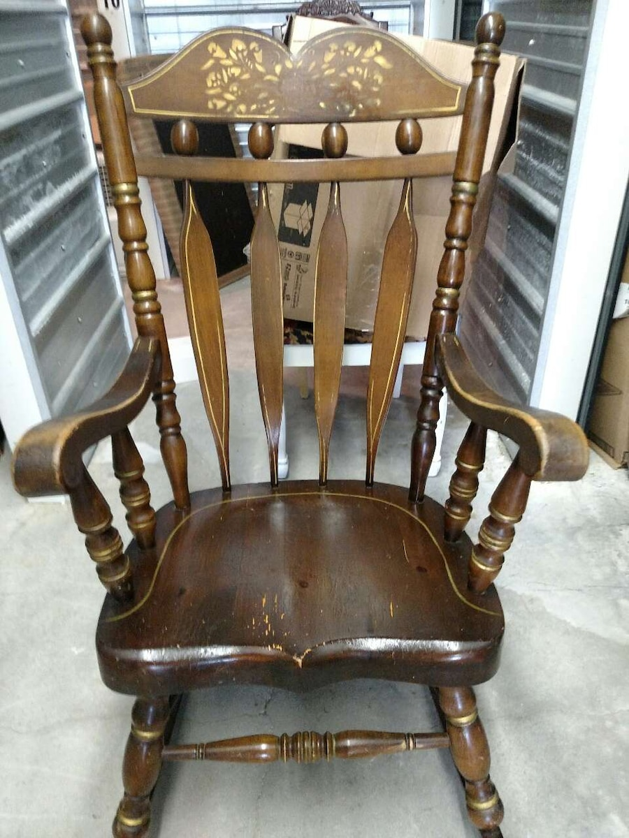 Used Virginia House Rocking Chair For Sale In Panama City   Letgo