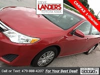 2014 Toyota Camry LE Rogers, 72758