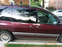Chrysler - Voyager - 2000 Washington