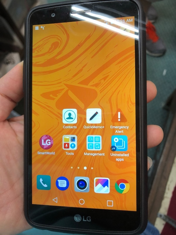 Used Boost mobile LG stylo 4 phone for sale in Bowling Green
