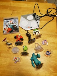 Ps3 Disney Infinity package