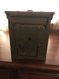 M2A1 50 Cal Ammo Cans for  $10 a can. Avondale, 85323