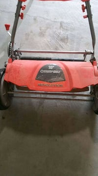FS troy built push mower. -$140 Toronto, M1E 4B9