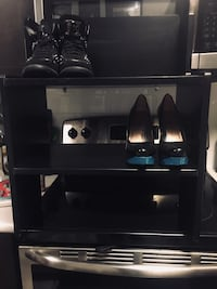 **PRICE DROP $15**Shoe shelf $20